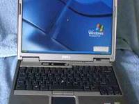 For sale Dell D610 2.0GHz Pentium M Processor 1Gb ram