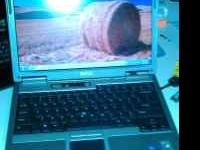 Dell Laptop with Windows 7 and Microsoft Office. The
