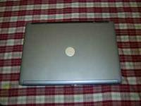 up for sale is a Dell D620 business laptop with a nice