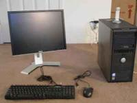 Great price for a 2007 Dell Optiplex GX520!! $195 cash