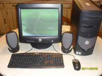 Dell Dimension 8400 XP-Pro Edition. Pentium 4 - 3.00