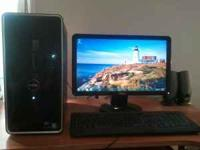 Dell Inspiron 546 minitower with 18.5 in flat screen