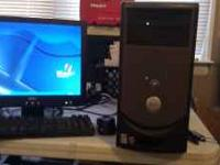 This dell desktop is great Its a complete system