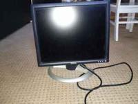 Dell desktop monitor for sale. Lightly used, very good