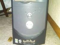 I have a Dell Dimension 3000 for sale. I got a laptop