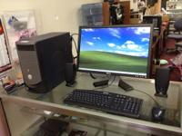 Professionally used Dell 3000 desktop system, in good