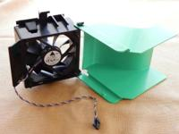 This is one (1) Dell Dimension 4700 - CPU Fan and