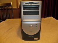 I am selling a used Dell Dimension 8100 1.7 GHz Tower