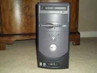 Dell Dimension desktop computer - a very good computer