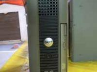 Hi i have a dell desktop tower for sell . I has a clean