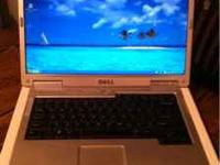 Dell Inspiron 1501 with 60gb hard drive and 1 gb ram