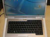 DELL INSPIRON 1501 Laptop, Dual Core, DVD Burner,