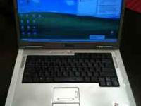 Greetings! I'm selling my Dell Inspiron 6000 laptop.