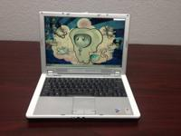 We are marketing this Dell Inspiron 700m Laptop with
