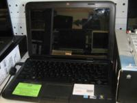 Dell with Intel Atom, 1.67GHz, 2GB RAM, Touchscreen,