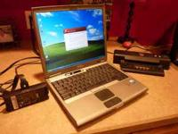 Dell Latitude, P4 1.60 mhz with 1 gig ram, docking