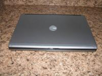 "For sale Dell D620 laptop 14"" wide screen, no dead"
