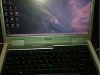 Dell inspiron e1405 laptop. Total of 2.5 GB. Has