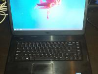 I'm selling my Dell Laptop for $280. It's in fantastic