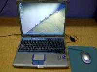 Dell laptop in excelent condition, no virus, recently