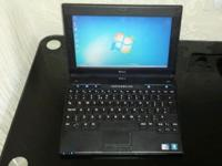 Dell Netbook- Latitude 2120- Atom 1.5ghz, 2gb RAM,