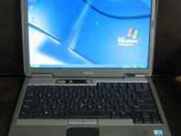 Dell Laptop in Great Condition. 1.6 GHZ Processor 512