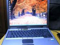 Dell Latitude model D610 Laptop: Pentium M Processor at