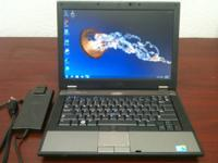 We are offering this Dell Latitude E5410 Laptop with