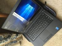"selling my slightly used dell latitude e5450 14"" touch"