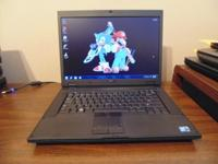 "Refurbished Dell Latitude E5500 Laptop w / 15.4""LCD. **"