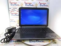 "Dell Latitude E5520 LaptopIntel i5 2.50GHZ - 15.6"" HD"
