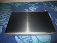Dell Latitude E6520 laptop with Intel Core i5