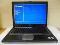 CALL FOR INFO  DELL LATITUDE LAPTOP D620 1.66GHz DUAL