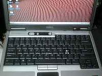 dell latitude model D610. intel pentium mobile 1.86ghz,