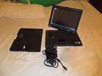 Dell Latitude XT excellent condition. Includes