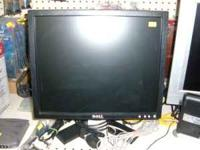 dell monitor works great 65.00 see at 1407 2nd street