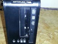 Dell Optiplex 745 Slim Computer-$150 Windows 7 Home