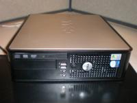 I currently have 2 Dell Optiplex 745's readily