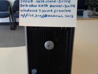 Product Identifiers Brand Dell Model OptiPlex 760 Type