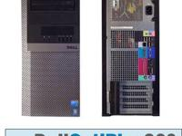 Dell Optiplex 960 3.0GHZ Dual Core with 4GB RAM, 1000GB