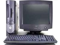 Used Dell Optiplex GX260 With Newly Instaled OS Virus