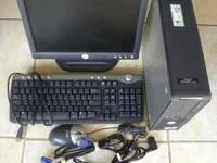 For sale, One Dell Optiplex GX620 SFF DESKTOP 3.0 GHZ