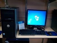 Completely refurbished Dell Optiplex tower... -	Windows