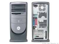 Dell Dimension 8250 Pentium 4 tower, 256Mb memory,