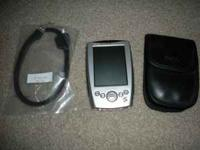 Selling a Dell Axim X5 pocket PC. In mint working