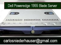 Dell Poweredge 1955 blade server for sale. Up to two