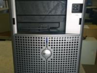 You are looking at a used Dell Poweredge 2800 Web