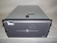 Dell PowerEdge 2900 2 x 1.6 GHz Quad Core 2GB RAM Web