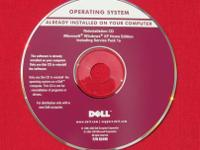 Dell Reinstallation CD ~ Windows XP Home w SP1a $25