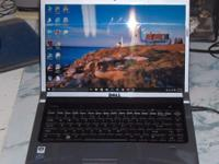 Here is a Dell Studio 1535 Intel Dual Core Laptop PC.